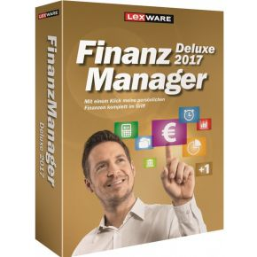 Image of Lexware FinanzManager Deluxe 2017