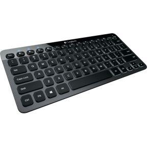 Logitech Bluetooth Illuminated KeyboardK810 Swiss