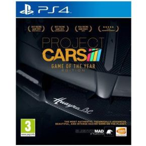 Afbeelding van Namco Bandai Games Project CARS Game of the Year Edition, PS4