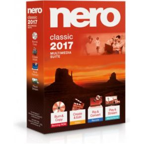 Image of Nero 2017 Classic Box, Vollversion, FR/IT/ES