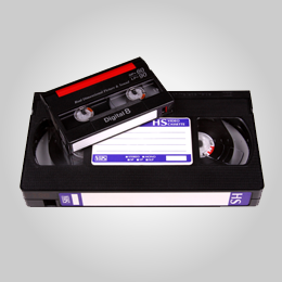 Audio / Video tapes