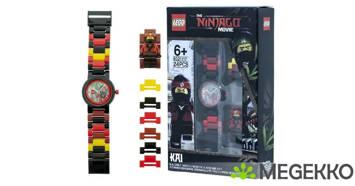 Beste Megekko.nl - LEGO Ninjago Kai Horloge CB-52