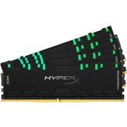 Kingston DDR4 HyperX Predator RGB 4x8GB 2933 Geheugenmodule