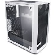 Fractal Design Meshify C White - TG Midi Tower Behuizing