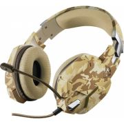 Trust 22125 GXT 322D Carus Gaming Headset Seser Camo