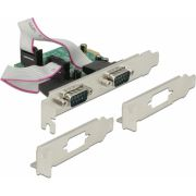 DeLOCK 89641 Intern Serie interfacekaart/-adapter