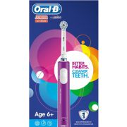 Braun Oral-B Junior violet