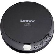 Lenco CD-010 Discman / Portable CD speler in zwart