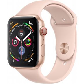 Apple Watch Series 4 OLED Cellulair Goud GPS smartwatch 44mm 4G - [MTVW2FD/A]