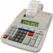 Olympia CPD 512 Desktop Rekenmachine met printer Wit calculator