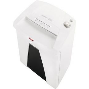 HSM Securio B24 Particle-cut shredding 56dB 240mm Wit papiervernietiger