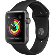 Apple Watch Series 3 OLED Grijs GPS smartwatch - [MTF32ZD/A]