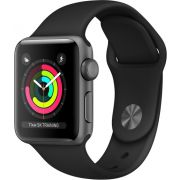 Apple Watch Series 3 OLED Grijs GPS smartwatch - [MTF02ZD/A]