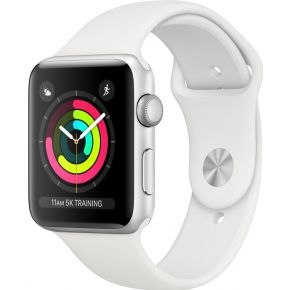 Apple Watch Series 3 OLED Zilver GPS smartwatch - [MTF22ZD/A]