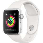 Apple Watch Series 3 OLED Zilver GPS smartwatch - [MTEY2ZD/A]