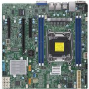 Supermicro X11SRM-F server-/werkstation LGA 2066 (Socket R4) Intel® C422 microATX moederbord socket 2066