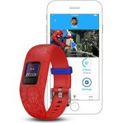 Garmin vivofit jr. 2 Marvel Spider-Man. rood