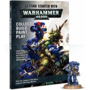 Games Workshop Getting Started With Warhammer 40,000 Games Engels 104pagina