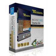 DVD M-Disc Traxdata Starter Kit