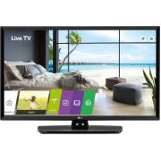 "LG 49LU661H hospitality tv 124,5 cm (49"") Full HD 400 cd/m² Zwart Smart TV 10 W"