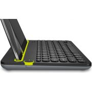 Logitech Keyboard K480 zwart Qwerty US