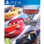 Warner Bros Cars 3: Driven to Win video-game Basic PlayStation 4 Multilingual