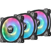 Thermaltake Riing Duo 12 RGB Radiator Fan 3 Pack Dual Riing