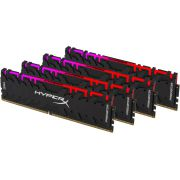 Kingston DDR4 HyperX Predator RGB 4x16GB 3000 Geheugenmodule