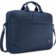 Case Logic Advantage Laptop Attaché tas, blauw, 15.6""