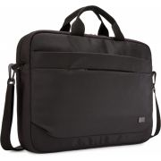 Case Logic Advantage Laptop Attaché tas, zwart, 15.6""