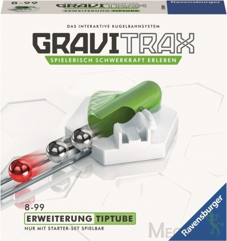new concept 2a3aa bda65 Ravensburger GraviTrax uitbreidingsset Tip Tube