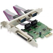 Conceptronic SPC01G interfacekaart/-adapter Intern Parallel,RS-232