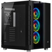 Corsair Crystal 680X RGB Zwart Midi Tower Behuizing