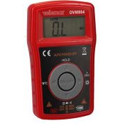 Velleman Digitale Multimeter - Automatische Bereikinstelling - Cat Iii 300 V / Cat Ii 500 V - 2000 Counts -