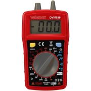 Velleman Digitale Multimeter - Cat Iii 300 V / Cat Ii 500 V - 10 A - 1999 Counts - Ncv / Led / Data Hold /