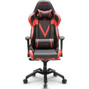 DXRacer Gaming Chair Valkyrie V03 Zwart/Rood