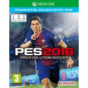 Pro Evolution Soccer 2018 (Premium Edition) Xbox One