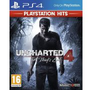 Uncharted 4: A Thiefs End (PlayStation Hits) PS4