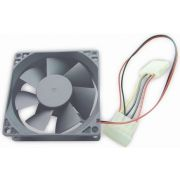 Gembird FANCASE-4 Fan for PC case with 4 pin power connector (FANCASE-4)