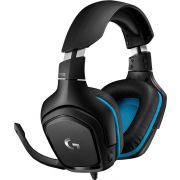 Logitech-G G432 7.1 Surround Sound Wired Gaming Headset