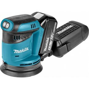 Makita 18 V Excenter schuurmachine