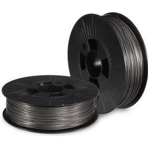 Velleman 1.75 mm Pla-filament - Metaalgrijs - Glanzend - 750 G