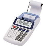 Olympia CPD 425 Desktop Rekenmachine met printer Wit calculator