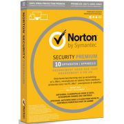 Symantec Norton Security Premium 3.0 25 GB (1 User / 10 Devices (Dutch)