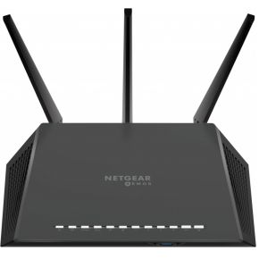 Netgear RS400 draadloze router Dual-band (2.4 GHz / 5 GHz) Gigabit Ethernet Zwart