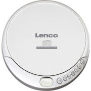 Lenco CD-201 zilver