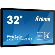 "iiyama ProLite TF3215MC-B1 touch screen- 81,3 cm (32"") 1920 x 1080 Pixels Zwart Single-touch monitor"