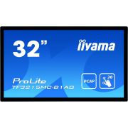 "iiyama ProLite TF3215MC-B1AG touch screen- 81,3 cm (32"") 1920 x 1080 Pixels Zwart Single-touc monitor"