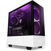 NZXT H510 Elite White - Black Midi Tower Behuizing