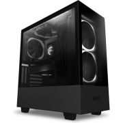 NZXT H510 Elite Black - Black Midi Tower Behuizing